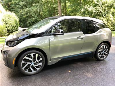 2017 BMW i3 lease in Norwalk,CT - Swapalease.com