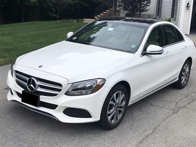 2018 Mercedes-Benz C-Class lease in Amesbury,MA - Swapalease.com