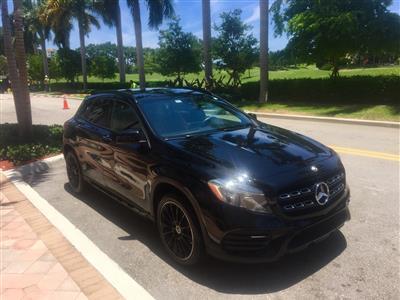 2018 Mercedes-Benz GLA SUV lease in Boca Raton,FL - Swapalease.com