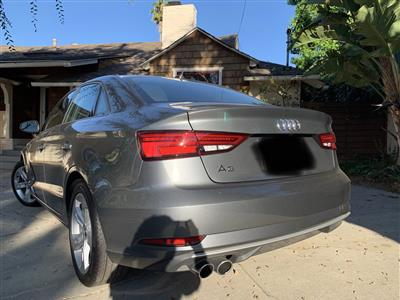 2018 Audi A3 lease in Los Angeles,CA - Swapalease.com