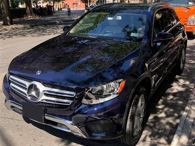 2018 Mercedes-Benz GLC-Class lease in New York,NY - Swapalease.com