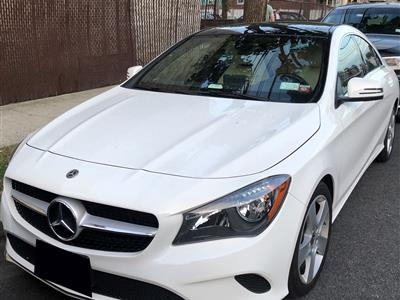 2019 Mercedes-Benz CLA Coupe lease in Bronx,NY - Swapalease.com