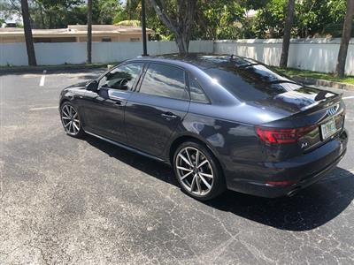 2018 Audi A4 lease in Boca Raton,FL - Swapalease.com