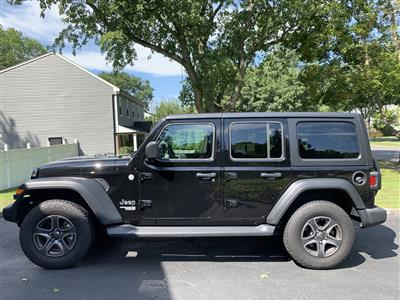 2018 Jeep Wrangler Unlimited lease in Smith Town ,NY - Swapalease.com
