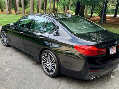 2017 BMW 5 Series lease in Boxford,MA - Swapalease.com