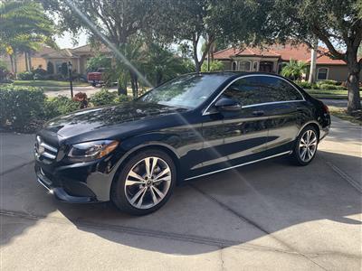 2018 Mercedes-Benz C-Class lease in Sarasota,FL - Swapalease.com