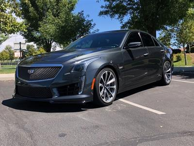 Cadillac Cts V Lease >> 2017 Cadillac Cts V