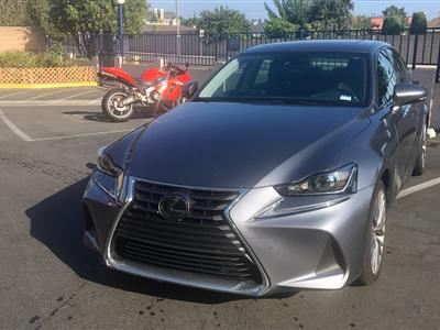 2018 Lexus IS 300 lease in WEST MESA,CA - Swapalease.com