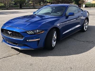 2018 Ford Mustang lease in West Hills,CA - Swapalease.com