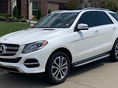 2017 Mercedes-Benz GLE-Class lease in Rockwall,TX - Swapalease.com