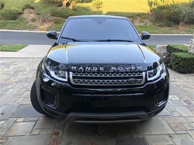 2018 Land Rover Range Rover Evoque lease in Newport Coast,CA - Swapalease.com