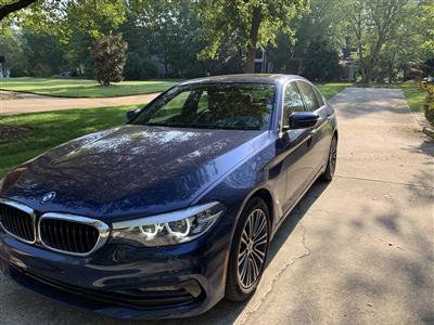 2018 BMW 5 Series lease in Cary,NC - Swapalease.com