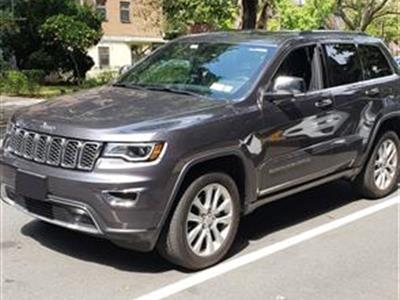 2017 Jeep Grand Cherokee lease in Astoria,NY - Swapalease.com