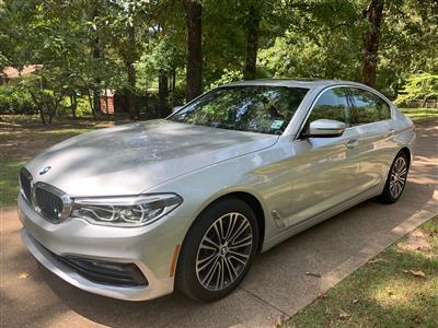 2018 BMW 5 Series lease in Shreveport,LA - Swapalease.com