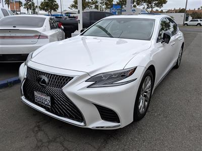 2019 Lexus LS 500 lease in Los Angeles,CA - Swapalease.com