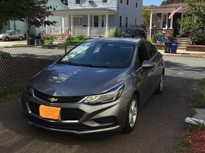 2018 Chevrolet Cruze lease in Hoboken,NJ - Swapalease.com