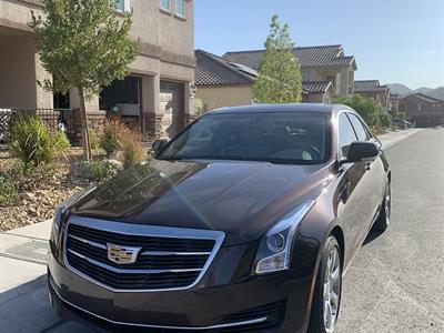 2016 Cadillac ATS lease in Henderson,NV - Swapalease.com