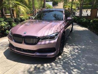 2019 BMW 7 Series ALPINA B7 lease in West Covina,CA - Swapalease.com