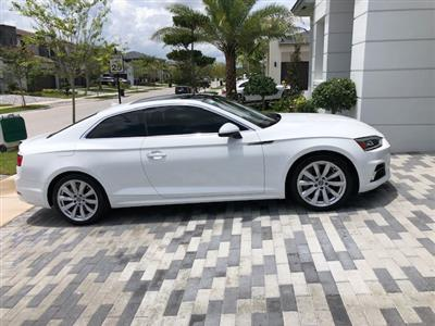 2018 Audi A5 Coupe lease in PARKLAND,FL - Swapalease.com