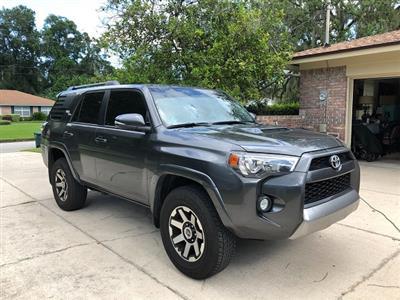 2019 Toyota 4Runner lease in Jacksonville,FL - Swapalease.com