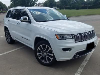 2018 Jeep Grand Cherokee lease in Mckinney,TX - Swapalease.com