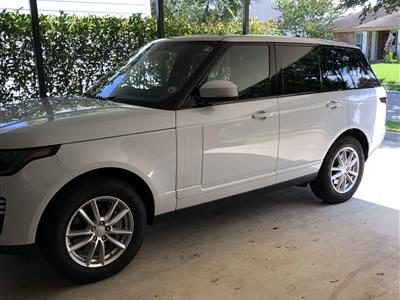 2018 Land Rover Range Rover lease in New Orleans,LA - Swapalease.com