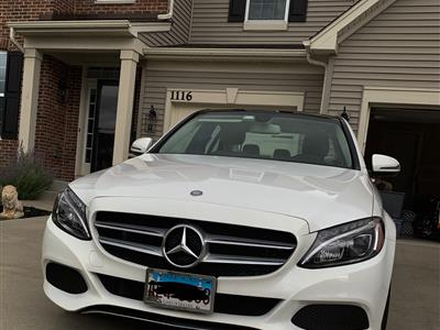 2017 Mercedes-Benz C-Class lease in Shorewood ,IL - Swapalease.com