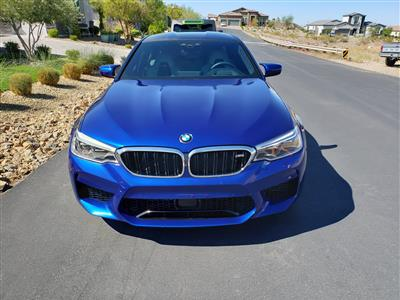 2018 BMW M5 lease in Henderson,NV - Swapalease.com