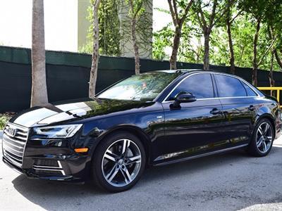 2018 Audi A4 lease in Miami,FL - Swapalease.com
