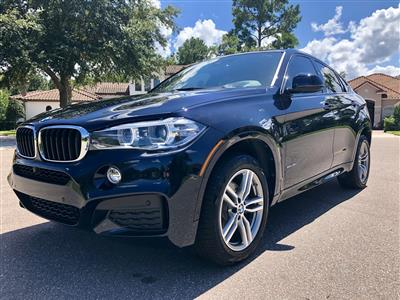 2018 BMW X6 lease in Lake Mary,FL - Swapalease.com
