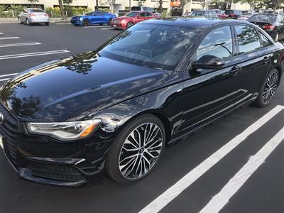 2018 Audi A6 lease in Redondo Beach,CA - Swapalease.com