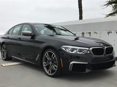 2019 BMW 5 Series lease in Washington,DC - Swapalease.com