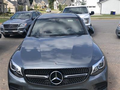 2018 Mercedes-Benz GLC-Class Coupe lease in Atlanta ,GA - Swapalease.com