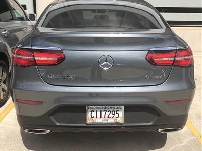 2018 Mercedes-Benz GLC-Class Coupe lease in Atlanta ,GA - Swapalease.com