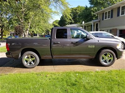 2018 Ram 1500 lease in North Tonawanda,NY - Swapalease.com