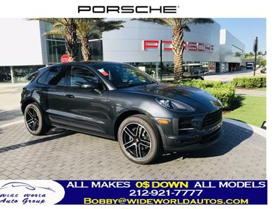 2019 Porsche Macan lease in New York,NY - Swapalease.com