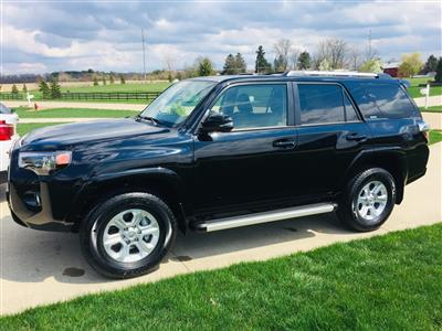 2019 Toyota 4Runner lease in Valley City,OH - Swapalease.com