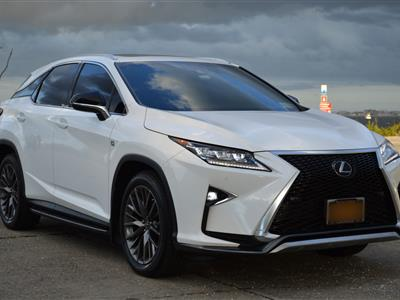 2019 Lexus RX 350 F Sport lease in Brooklyn,NY - Swapalease.com