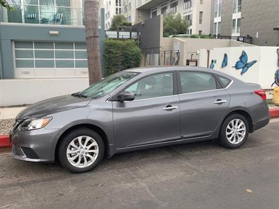 2019 Nissan Sentra lease in Los Angeles,CA - Swapalease.com