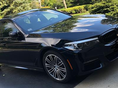2019 BMW 5 Series lease in Boston,MA - Swapalease.com