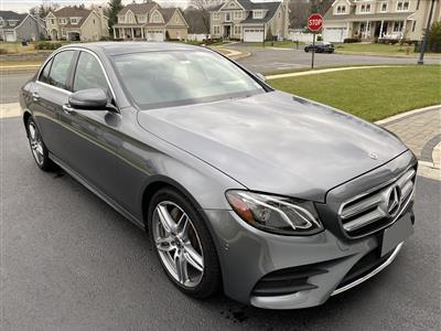 2018 Mercedes-Benz E-Class lease in Ocean,NJ - Swapalease.com