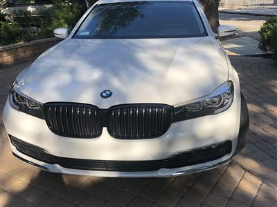 2016 BMW 7 Series lease in Sherman oaks,CA - Swapalease.com