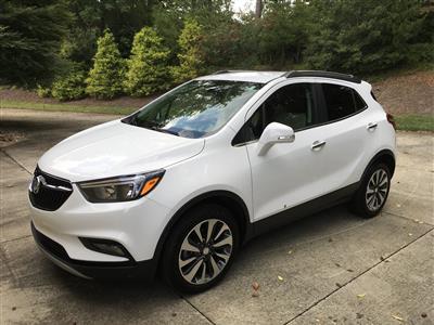 2017 Buick Encore lease in Winston-Salem,NC - Swapalease.com