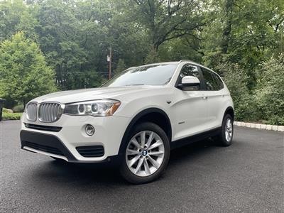 2017 BMW X3 lease in Mahwah,NJ - Swapalease.com