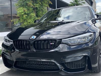 2018 BMW M3 lease in Miami Shores,FL - Swapalease.com
