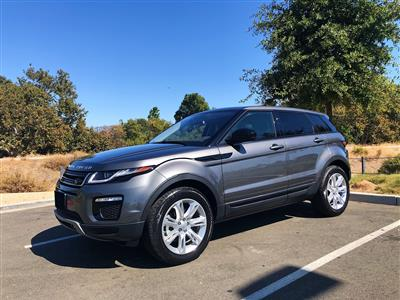 2019 Land Rover Range Rover Evoque lease in Milpitas,CA - Swapalease.com