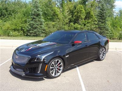 2018 Cadillac CTS-V lease in Macomb,MI - Swapalease.com