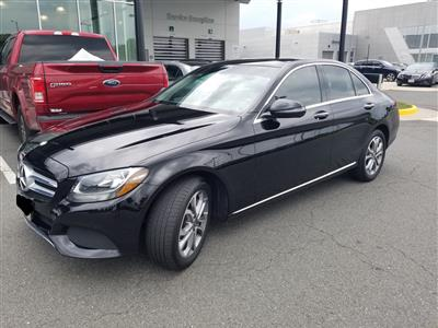 2017 Mercedes-Benz C-Class lease in WOODBRIDGE,VA - Swapalease.com