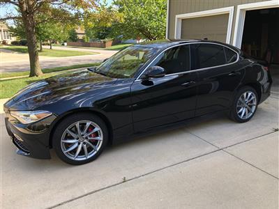2017 Alfa Romeo Giulia lease in Olathe,KS - Swapalease.com