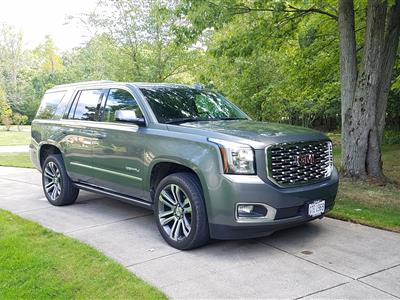 2018 GMC Yukon lease in Cleveland,OH - Swapalease.com